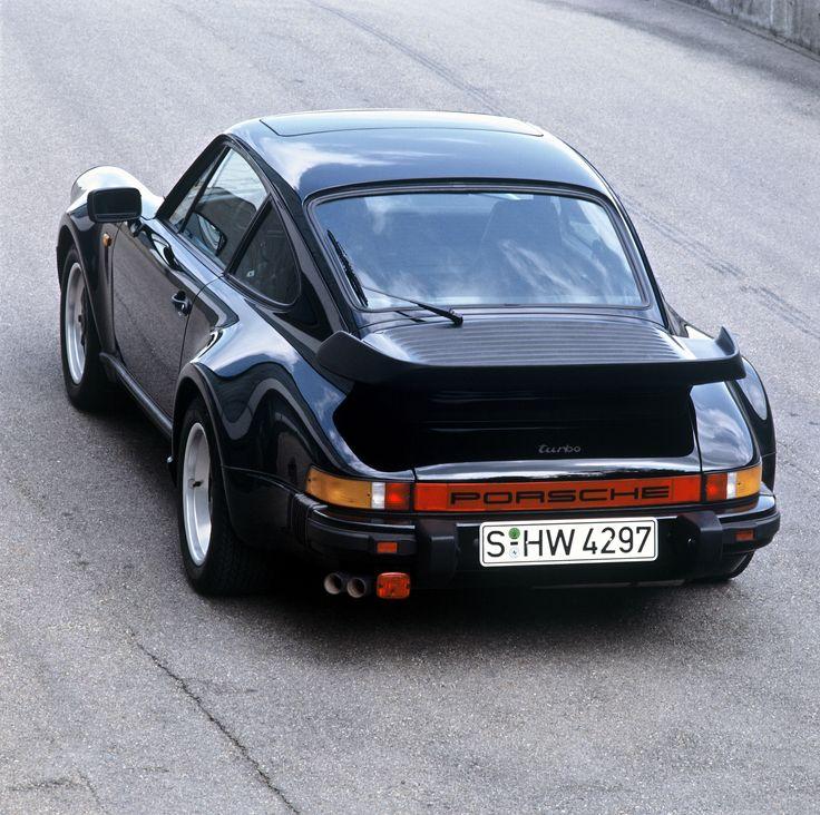 1986 Porsche 911 (933) Turbo