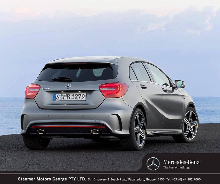 The #MercedesBenz A250 Sport offer maximum sportiness and extra power. Contact #TeamStanmar on 044 802 7000 for more information or to book your test drive.