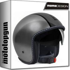 MOMO-DESIGN CASQUE MOTO BLADE METAL ANTHRACITE NOIR XL