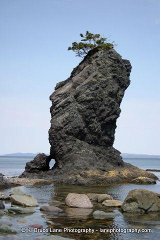 Bellevue Beach, Osprey Trail, Newfoundland and Labrador