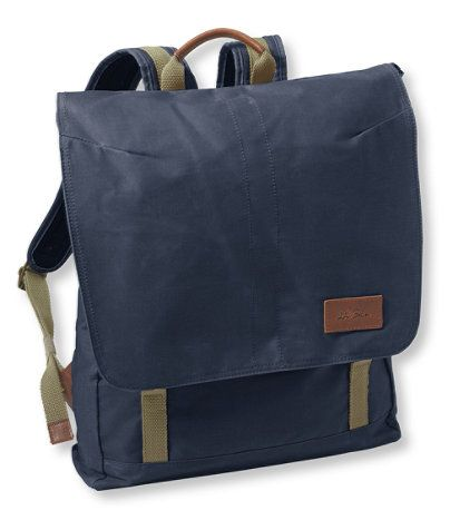 Heritage Waxed Canvas Day Pack