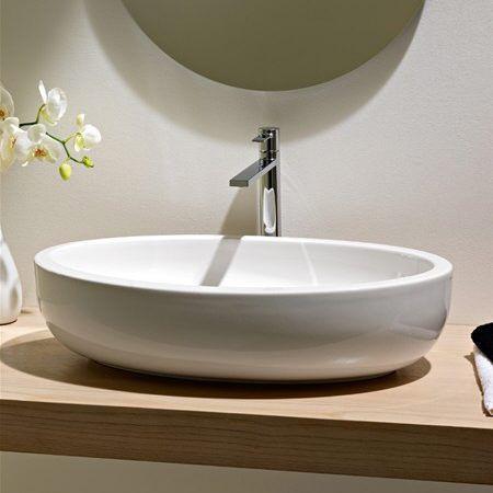 Aufsatzwaschbecken gäste wc oval  28 besten Waschbecken Bilder auf Pinterest | Waschbecken ...