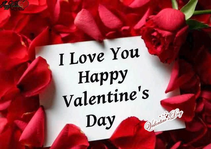 happy valentines day my love pictures