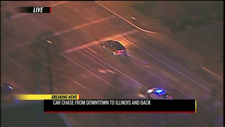 Video replay – High speed police chase ends in downtown St. Louis crash – FOX2now.com