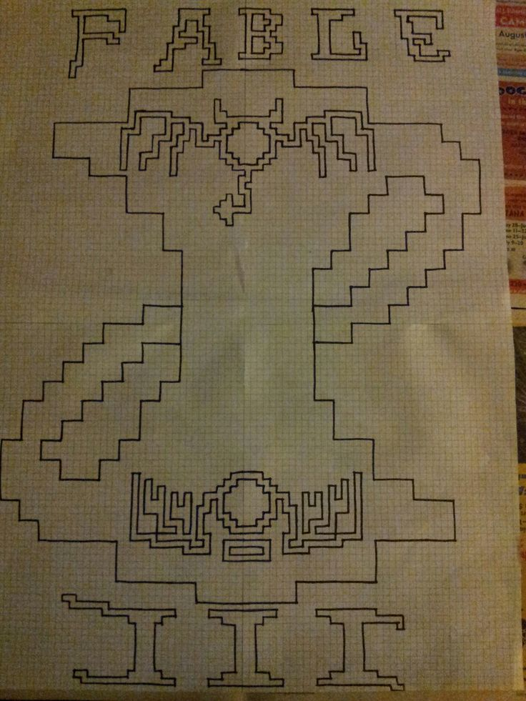 8 best Graph Paper Drawings images on Pinterest Art drawings, Draw