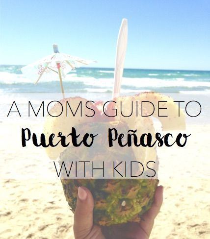 A mom's guide to a family friendly vacation in Rocky Point, Mexico. Worry less, Travel more.