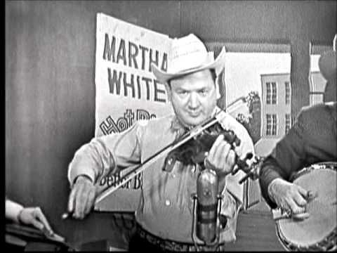 "June 19, 1914: Born, Lester Flatt. Guitarist/singer Lester Flatt, along with banjo player Earl Scruggs, founded the Foggy Mountain Boys, considered one of the best bluegrass bands of all time. Here Flatt and Scruggs are seen performing the ""Salty Dog Blues."" They're probably better known for ""The Ballad of Jed Clampett"" (from the ""Beverly Hillbillies"" and ""Foggy Mountain Breakdown"" (used in many cinema rural chase scenes, including ""Bonnie and Clyde"" and Monty Python's ""Killer Sheep""…"