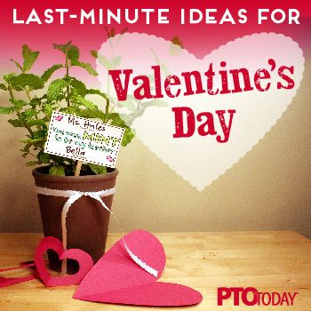 8 Easy Valentine S Day Crafts And Gifts For Teachers Pto Today