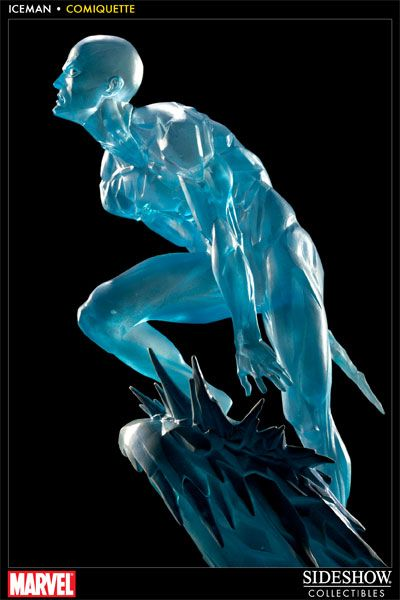 Iceman Polystone Statue - Sideshow Collectibles