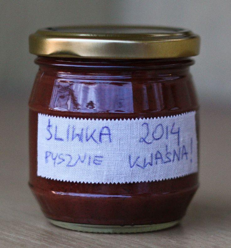 OkołoKuchennie: Powidła śliwkowo-czekoladowe