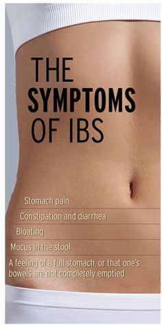 The Truth About Irritable Bowel Syndrome - good article about IBS basics, though like most it seems geared to women who tend toward IBS-C.