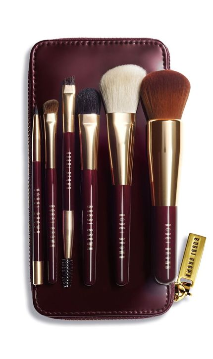 Bobbi Brown Travel Makeup Brush Set