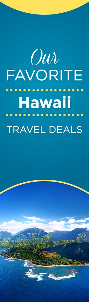 PRICE DROP! Find Hawaii travel deals with BookingBuddy ...