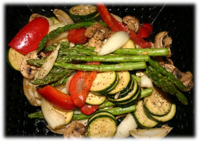zesty-vegetable-main dish: Dishes Yum Yums, Side Dishes, Main Dishes Yum, Grilled Vegetables, Bbq Vegetables, Zesty Vegetable Main Dish, Recipes Vegetables