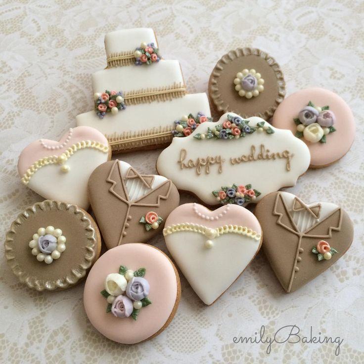 wedding set | Cookie Connection