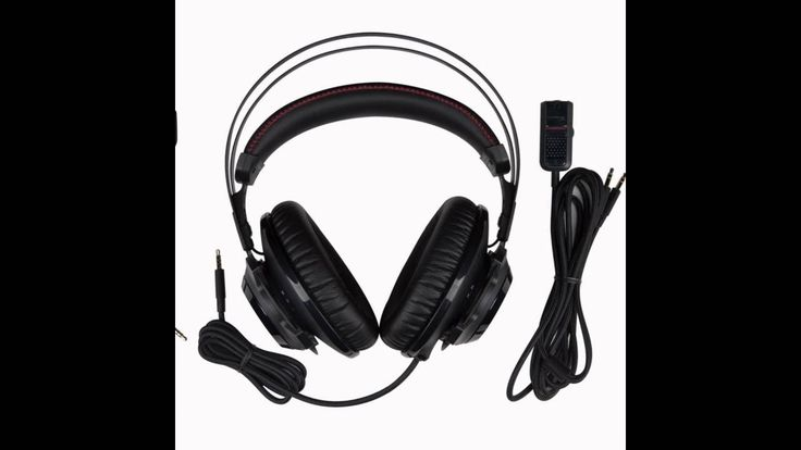 Headset Gaming For PC EasySMX With Mic HyperX Cloud Revolver