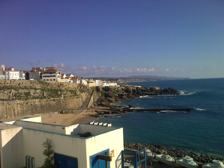 Another view from Ericeira village