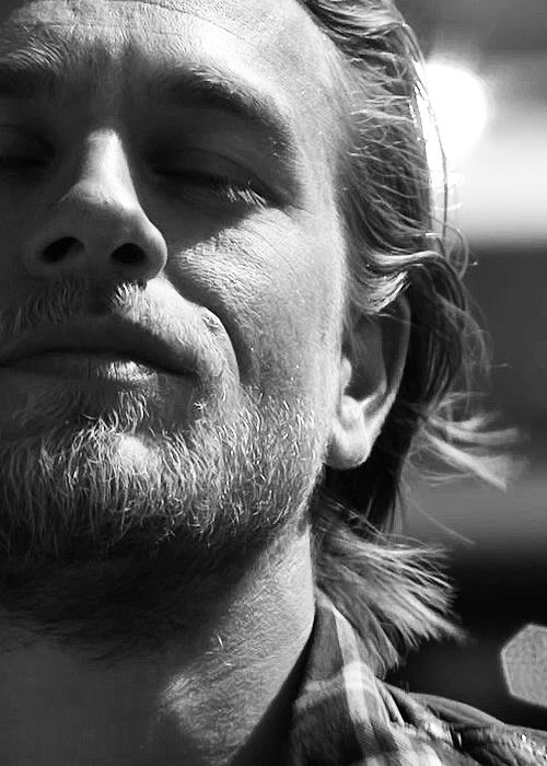 soa 7.13. Love the look of peace upon his face. Finally.