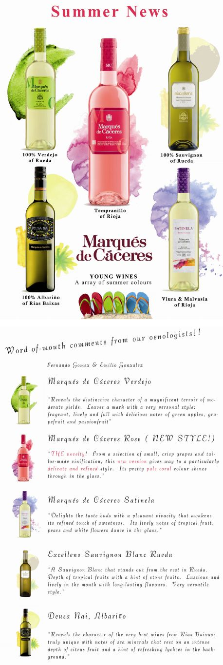 Toes in the sand, a glass of #Caceres in my hand! #MarquesdeCaceres #Summer wine news #winelove #summersips #SpanishWine