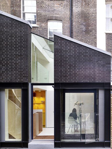 Fitzrovia Mews House in London / by Norton Ellis