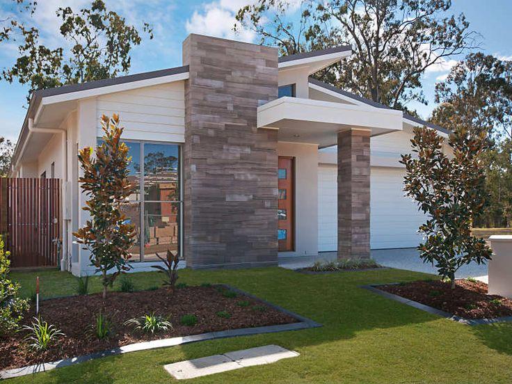 Photo of a concrete house exterior from real Australian home - House Facade photo 655027