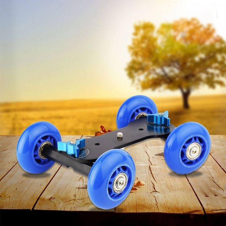 Four-wheeler Steadicam-Phographer-Leap Year Store