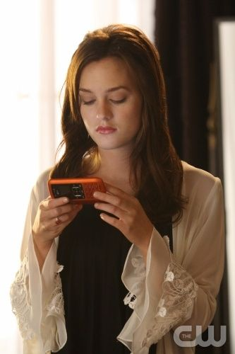"""The Wild Brunch"" --Leighton Meester stars as Blair Waldorf in  GOSSIP GIRL on The CW. Photo Eric Liebowitz /The CW © 2007 The CW Network, LLC.  All Rights Reserved"