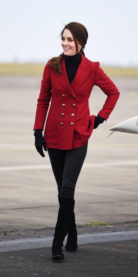 Herzogin Catherine: Ihre schönsten Looks in Bilde…