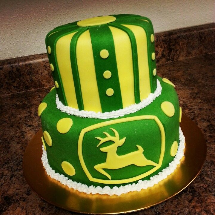 Birthday Cake For John : 223 best images about John Deere Cakes on Pinterest ...