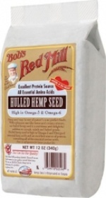 Bob's Red Mill Hemp Seed:    Hemp Seed (Hemp Hearts) is a cleanser and a tool for weight loss. It is an excellent source of nutrients including protein and fiber during reduced calorie intake. The cleansing property assists in weight loss since retention of body waste means weight is not coming off. Sprinkle on your salads, in your peanut butter, eggs, sprinkle over vegetables. Check out Thrive! Care for different ways of using hemp hearts in your program.  Price :$14.95
