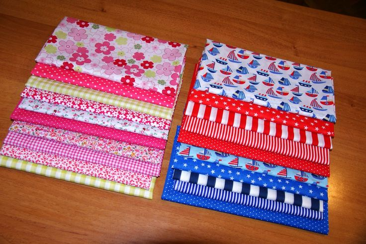 Fabric bundles from UK!  -Nouli's Place-