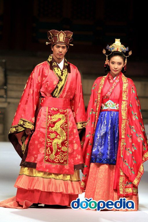 Goryeo Dynasty(AD918-1392) Korean traditional clothes #hanbok