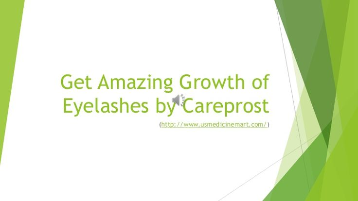 Use #careprost eye drops to make your #eyelashes more attractive and lengthy. Careprost helps to treat #Glaucoma