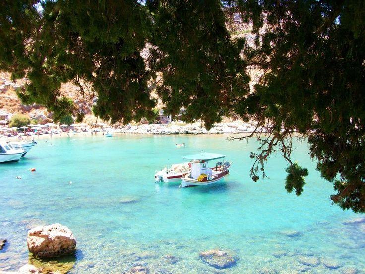 Rodhes ~ Agios Pavlos Beach ~ Lindos