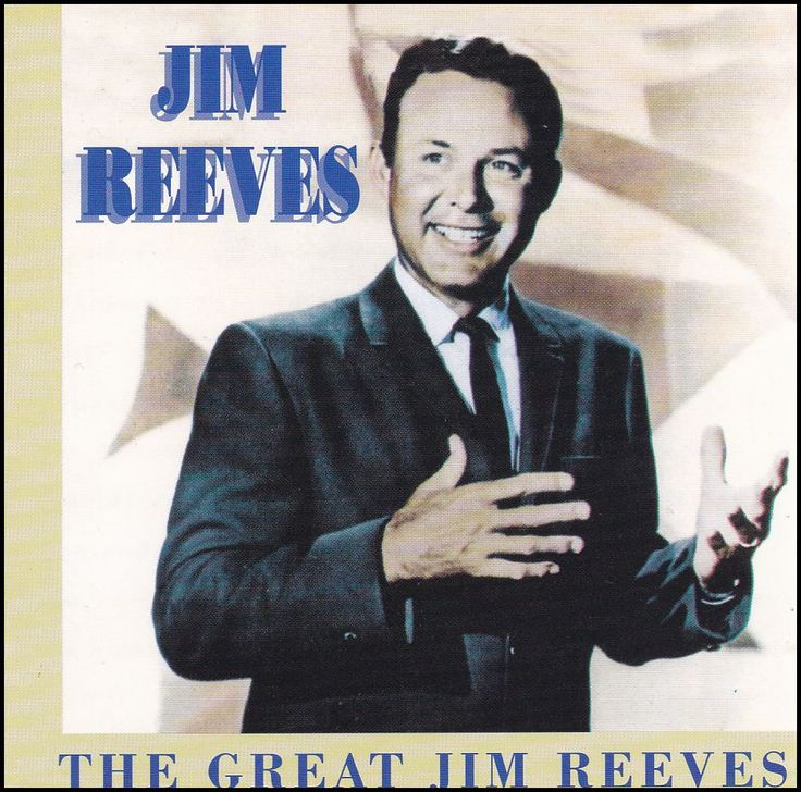 Jim Reeves: The Great Jim Reeves CD - Dalnok Kiadó Zene- és DVD Áruház - Country zene