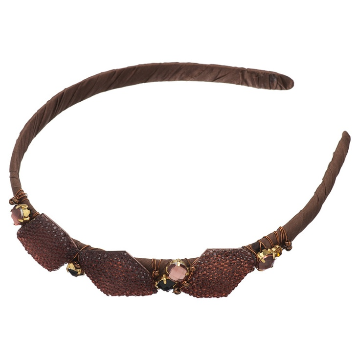 Hot Hot Hot!!!  Ingrid Hair Band  The Ingrid Hair Band is chic and posh; style with loose hair and accessories of similar style.    40% Discount now!! Shop at http://www.evitaperoni.com/Sale/Ingrid-Hair-Band