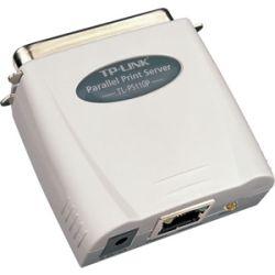 Tp-Link TL-PS110P Single parallel port fast ethernet Print Server | Overstock.com Shopping - The Best Deals on Print Servers
