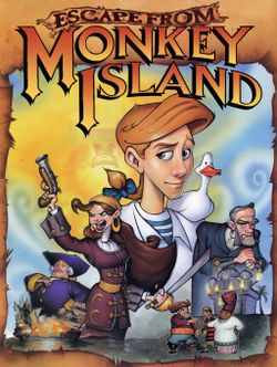 Escape from Monkey Island. 2000. LucasArts