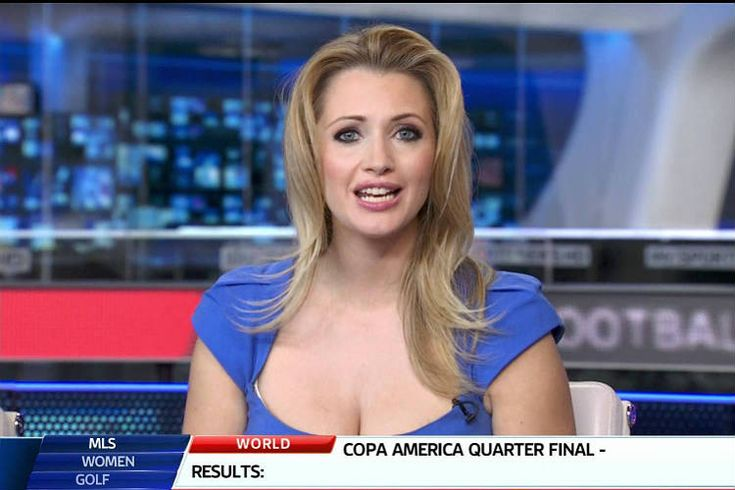 Booking Agent for Hayley McQueen - Sports Anchor in 2020 ...