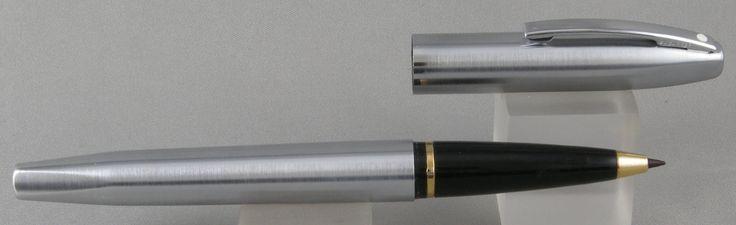 Sheaffer Imperial 2444 Stainless Steel & Gold/Chrome Rollerball Pen - NOS -1995 | 30€