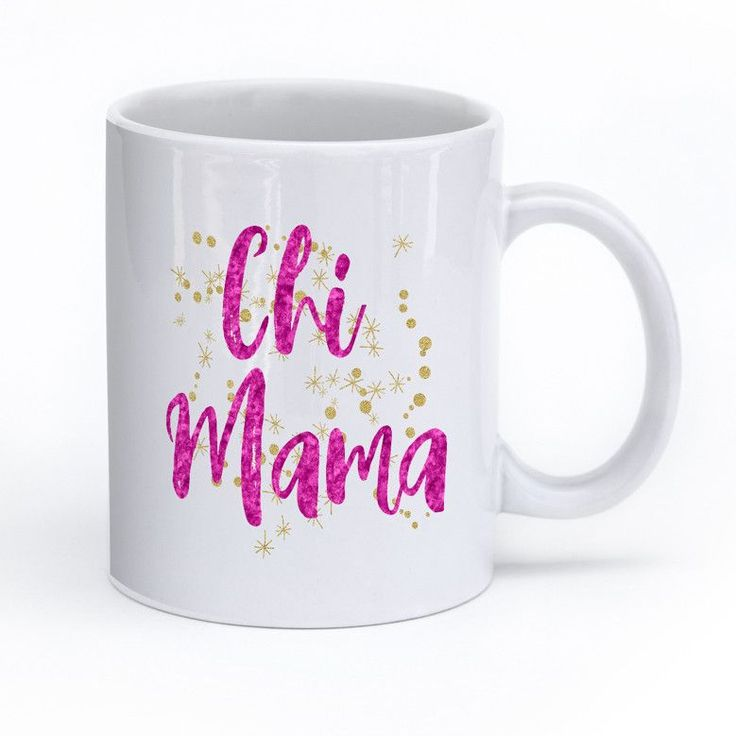 Love Chihuahuas With A Passion? Are You A Chi Mama? Then This Mug Is For you…