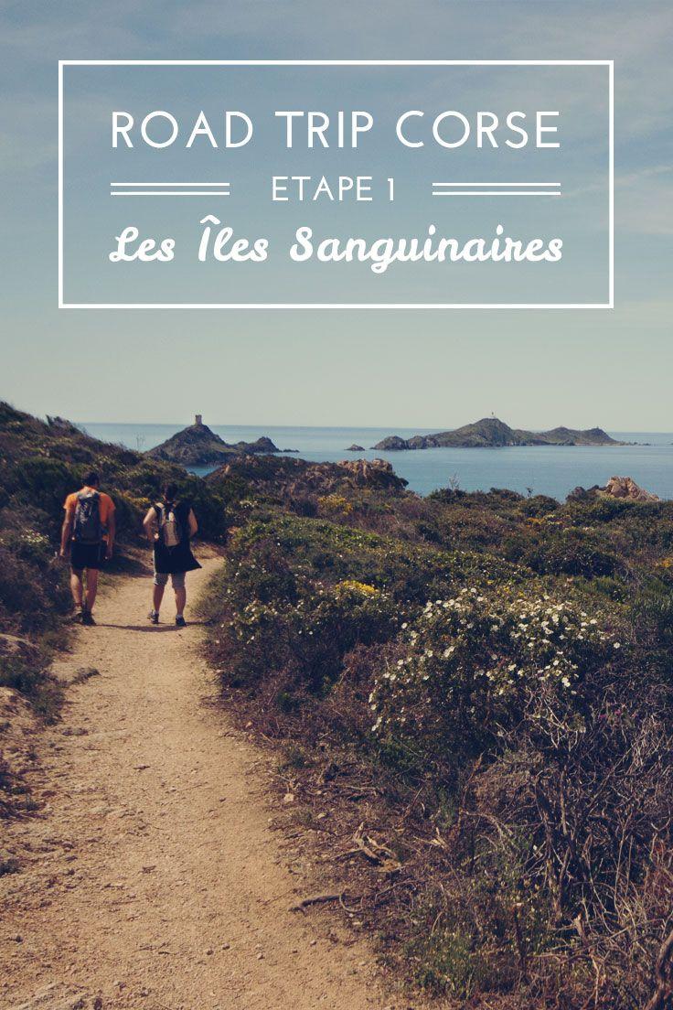 ( RANDONEE ) Corse: Randonnée sur le Sentier des Douaniers