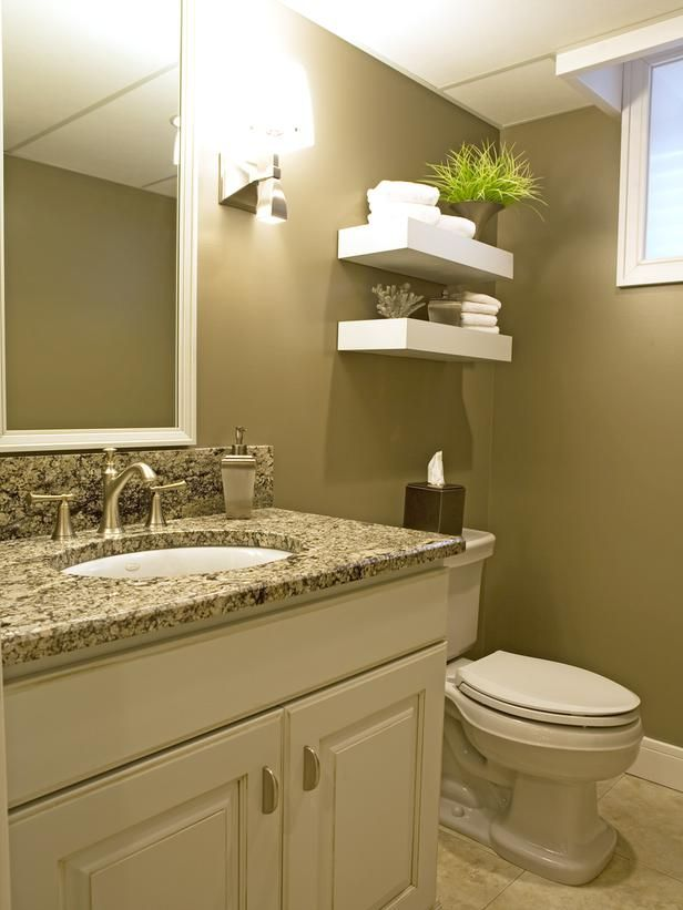 transitional bathrooms from shane inman on hgtv