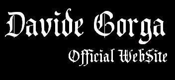 Davide Gorga Official WebSite