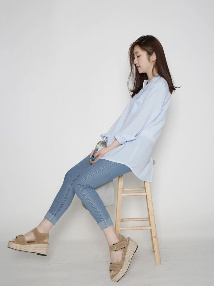 Dress Up Confidence! 66girls.us Espadrille Wedge Sandals (DHGB) #66girls #kstyle #kfashion #koreanfashion #girlsfashion #teenagegirls #younggirlsfashion #fashionablegirls #dailyoutfit #trendylook #globalshopping