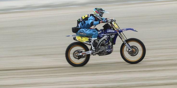 Yamaha – Enduropale Touquet 2016 – triplé historique Quad et Moto