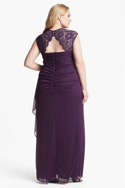 Sexy Sheath/Column Ankle-length Straps Polyester Zipper Sleeveless Plus Size Bridesmaid Dresses