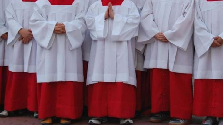 Umberto Marabese : Vaticano//Chiesa - Ratisbona, 547 bambini del coro...