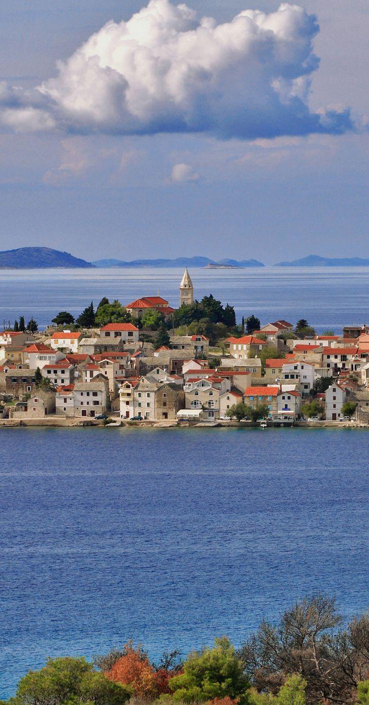 Village de Primosten, Croatia, uncredited photo