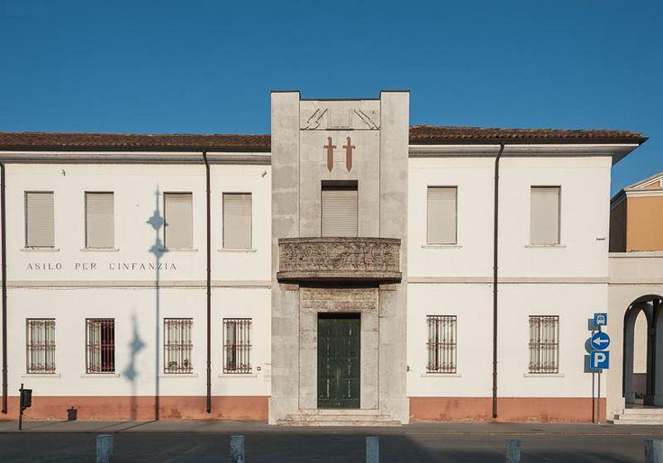 ex- Asilo Parrocchiale, Tresigallo